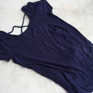 Maurices Dresses - Navy dress